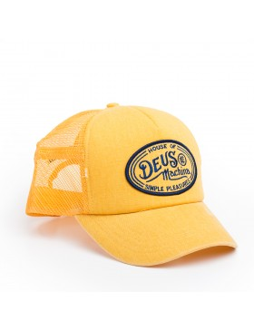 DEUS Pet Trucker Charlie - washed yellow