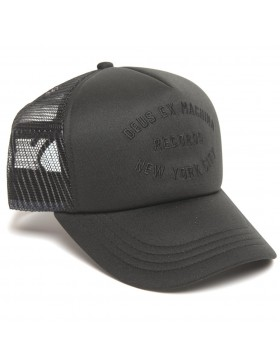 DEUS Pet Trucker NYCITY - black