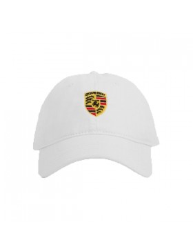 DOPE Stuttgart Dad hat - white