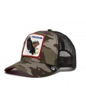 Goorin Bros. Freedom Trucker cap - Camo