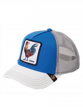 Goorin Bros. Gallo Trucker cap - Royal Blue