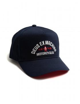 DEUS Grease Monkey Trucker cap - Navy
