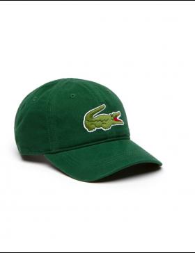 Lacoste pet - Big Croc Gabardine - Green