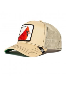 Goorin Bros. Handsome Boy Trucker cap - Khaki