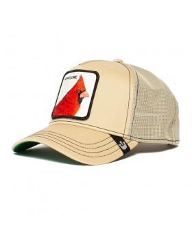 Goorin Bros. Handsome Boy Trucker cap - Khaki