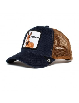Goorin Bros. Hee Haaaw Trucker cap - Navy