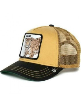 Goorin Bros. Jaguar Trucker cap - Tan