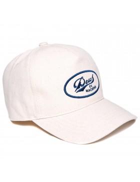 DEUS John Lee Trucker cap - Off White