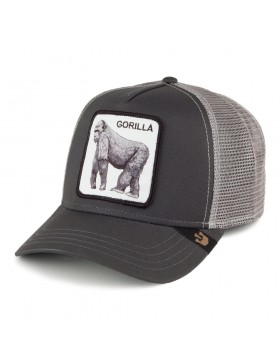Goorin Bros. King of the Jungle Trucker cap - Grey