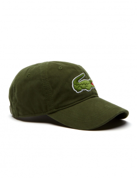 730f1830dce3 Lacoste pet - Big Croc Gabardine - boscage green ...