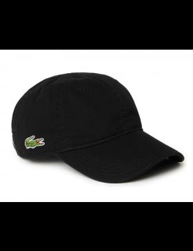Lacoste pet - Gabardine cap - noir black