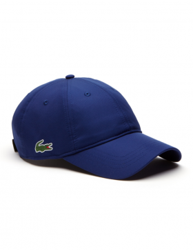 Lacoste pet - Sport cap diamond - ocean