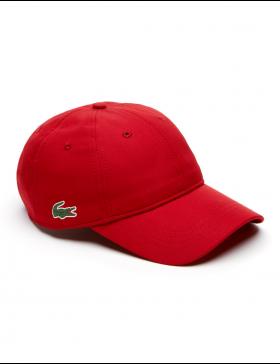 Lacoste pet - Sport cap diamond - red