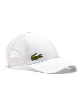 Lacoste pet - Trucker cap - white