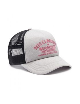 DEUS Marle Milano Trucker Cap - Grey
