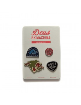 DEUS - Mixed Pin Pack