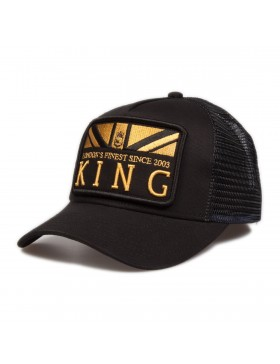 KING Apparel The Monarch cap - Gold