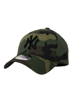 New Era 9Forty Curved cap (940) NY New York Yankees - Camo