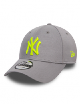 New Era 9Forty Jersey Pop (940) New York Yankees grey