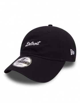 New Era 9Forty Mini Wordmark (940) Detroit Tigers Navy - SALE