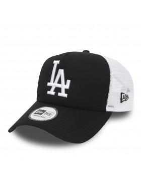 New Era Trucker cap LA Los Angeles Dodgers - Black white
