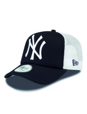 New Era Trucker cap NY New York Yankees - navy