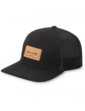 Dakine Peak to Peak Trucker Cap - Black
