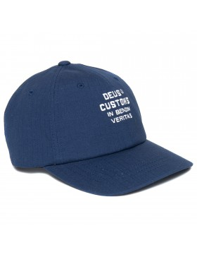 DEUS Riley cap - Navy