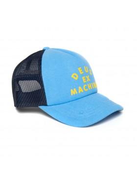 DEUS Roller Trucker cap - Bonnie Blue