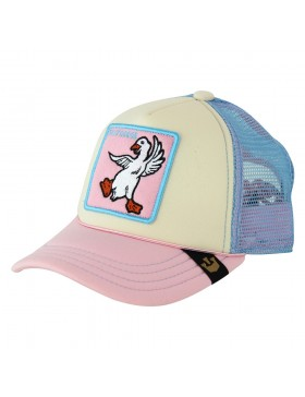 Goorin Bros. KIDS Silly Goose Trucker Cap - Pink