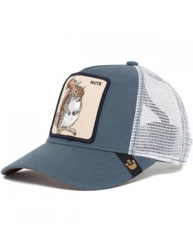 Goorin Bros. Silly KIDS Trucker Cap - Blue