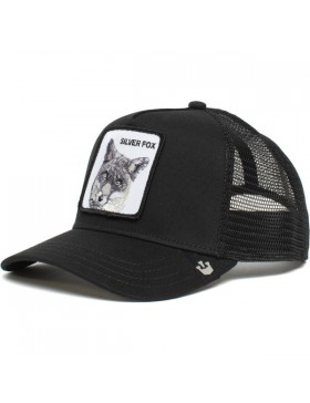 Goorin Bros. Silver Fox Trucker cap - Black