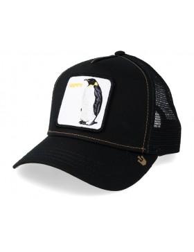 Goorin Bros. Waddler Trucker cap - Black