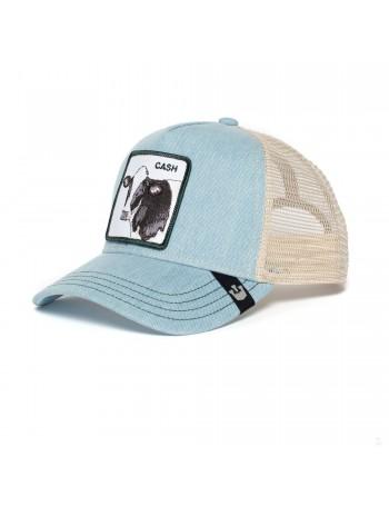 Goorin Bros. Cash Cow Trucker cap - Blue