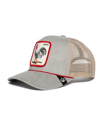 Goorin Bros. The Arena Trucker cap - Grey