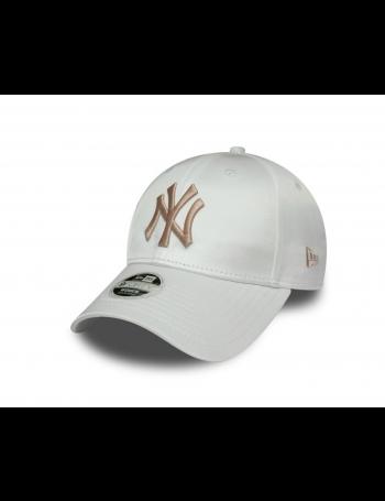 New Era MLB Satin Women's 9Forty cap NY New York Yankees