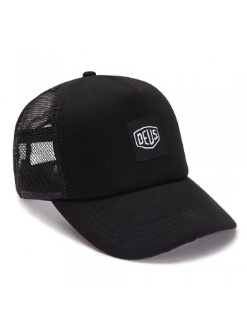 DEUS Pet Glover Trucker - black