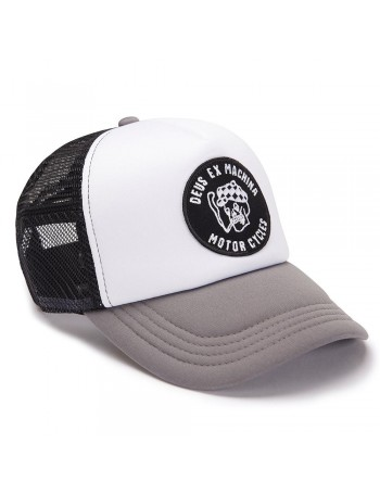 DEUS Pet Smokey Trucker - grey