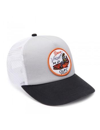 DEUS Pet Trucker Vaqueros - grey