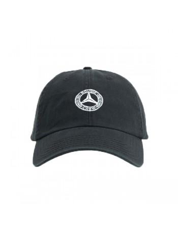 DOPE AMG Dad hat - black
