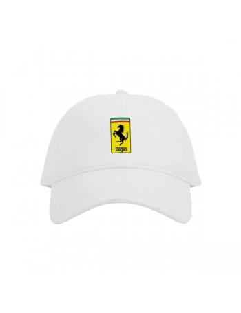 DOPE Enzo Dad hat - white
