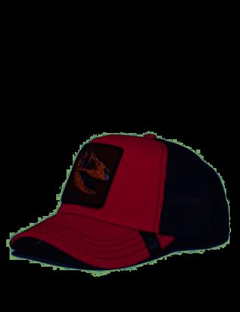 Goorin Bros. Exctinct Trucker cap - Maroon