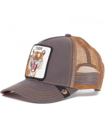 Goorin Bros. Eye of the Tiger Trucker cap - Brown