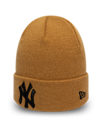 New Era League Essential Cuff Knit New York Yankees - Gold