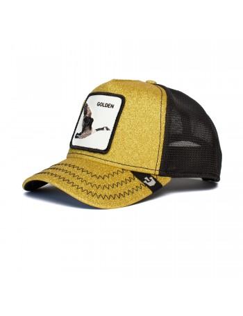 Goorin Bros. Golden Egg Trucker cap - Gold