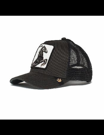 Goorin Bros. Stallion Trucker cap -  Black