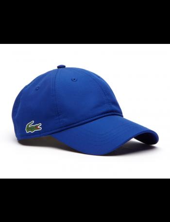 Lacoste pet - Sport cap diamond - france blue