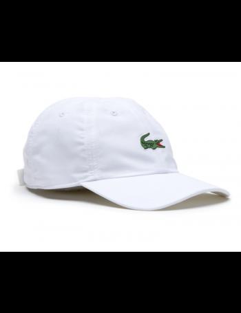 Lacoste pet - Sport Microfiber Crocodile - white