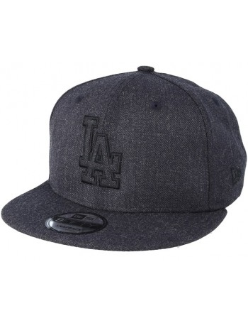 New Era 9Fifty MLB Heather Essential (950) LA Los Angeles Dodgers - Darkblue