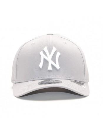 New Era 9Fifty Stretch Snap (950) NY Yankees - Gray-White
